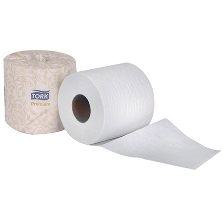 "Tork® Premium 2 Ply Roll Bath Tissue - 4"" x 3.75"""