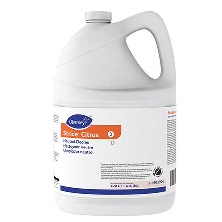 Diversey™ Stride® Citrus Neutral Cleaner - Gal.