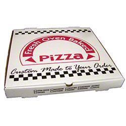 "Smurfit-Stone B-Flute Pizza Box - 16"""