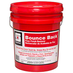 Spartan Bounce Back® Finish Restorer - 5 Gal.