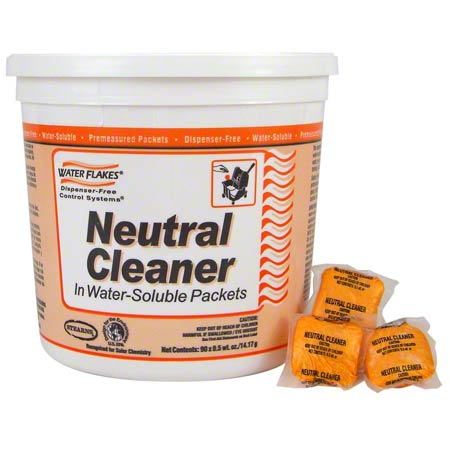 Stearns® Water Flakes® Neutral Cleaner - 0.5 wt oz.