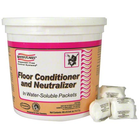 Stearns® Water Flakes® Floor Conditioner & Neutralizer