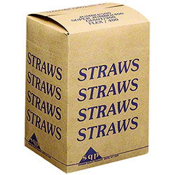 SQP Wrapped Straw - 7 3/4""