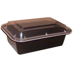 Tripak Rectangular Microwaveable Container Combo Packs