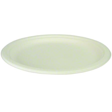 "Vegware™ Bagasse Plates - 9""/Logo"