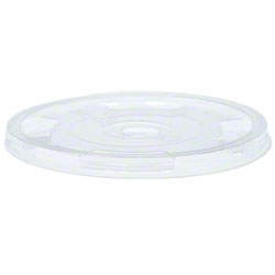 Vegware™ PLA Flat Lid for 9 to 24 oz.