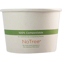 World Centric NoTree™ Paper Bowl - 16 oz.