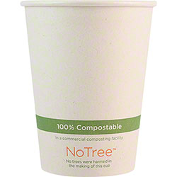 World Centric NoTree™ Paper Hot Cup - 12 oz.