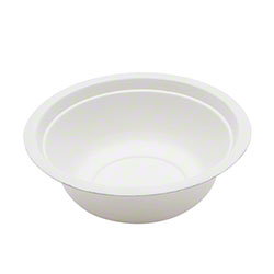 Karat® Earth® Compostable Bagasse Rice/Salad Bowl - 12 oz.