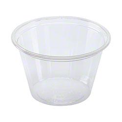 Karat® Earth® PLA Eco-Friendly Portion Cup - 4 oz.