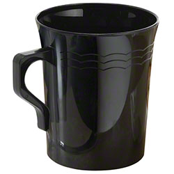 EMI Yoshi Resposables™ 8 oz. Coffee Mug - Black