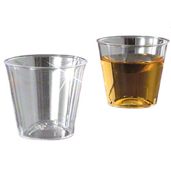 EMI Yoshi Clear Ware Shot Glass - 1 oz.