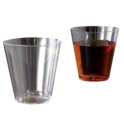 EMI Yoshi Clear Ware Shot Glass - 2 oz.