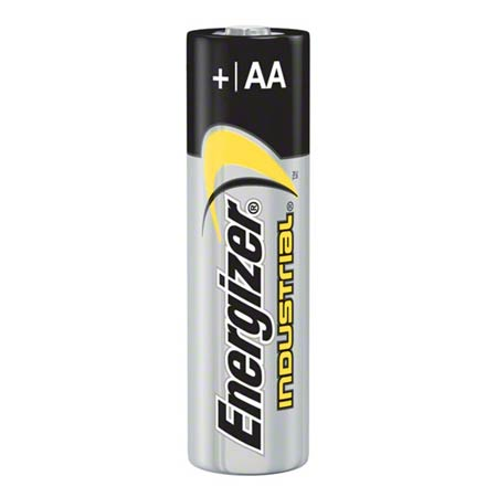 Energizer® Industrial Alkaline AA Battery