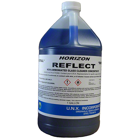 U.N.X. Horizon Reflect Glass Cleaner - Gal.