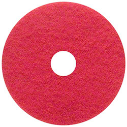 """Type 51 Red Buffing Floor Pad - 20"""""""