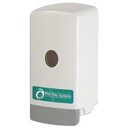 Advantage® Tidy System™ 800 ML Bag-In-Box Dispenser-WH
