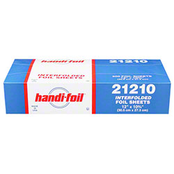 "HFA® Interfolded Foil Sheet - 12"" x 10 3/4"""