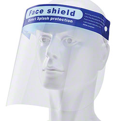 Karat® Anti-Fog Face Shield