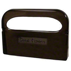 Palmer Toilet Seat Cover Dispenser - Dark Translucent