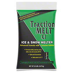 Scotwood Traction Melt® CI Ice & Snow Melter - 20 lb.