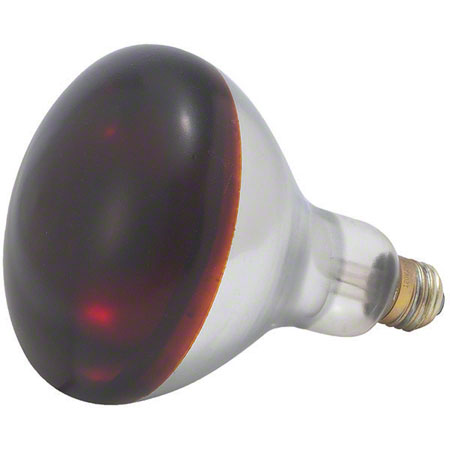 Winco® Replacement Bulb For EHL-2 Heat Lamp - Red