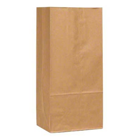 Duro 16# Kraft Grocery Bag