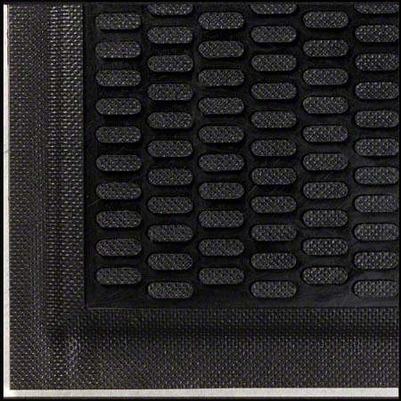 M + A Matting Happy Feet® Tread Top - Black, 3x5
