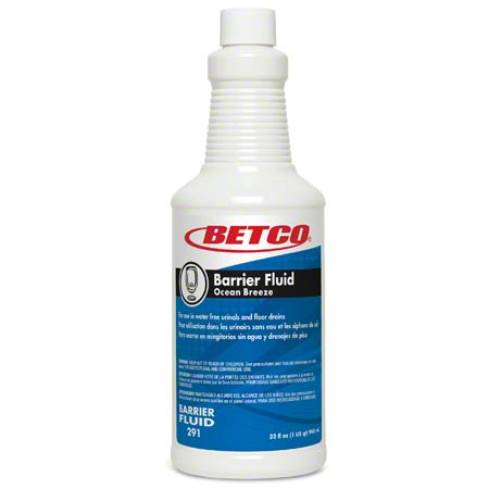 Betco® Ocean Breeze Barrier Fluid - Qt.