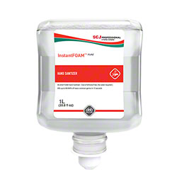 SCJP InstantFOAM™ PURE Alcohol Hand Sanitizer - 1 L Cartridge