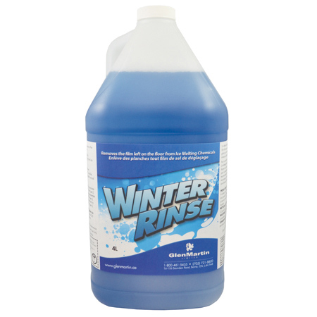 Winter Rinse Away - 4 L