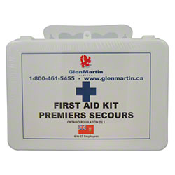 Medium First Aid Kit - 6 - 15 Employees