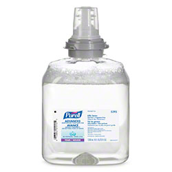 GOJO® Purell® Advanced Moisturizing Foam Hand Rub - 1200 mL TFX™