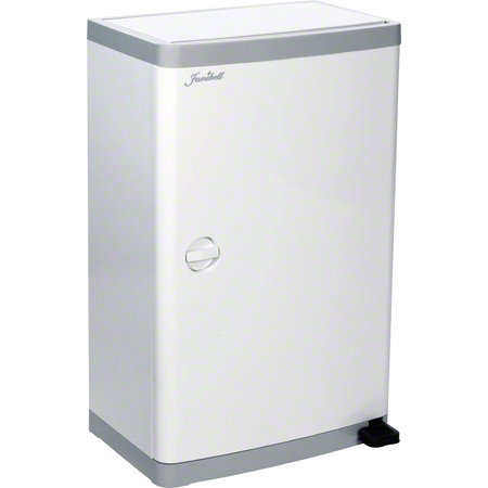 Janibell® M400DS Commercial Diaper Disposal System - White