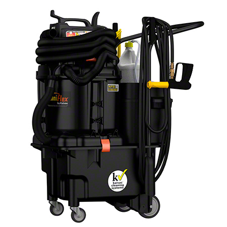 KaiVac® 500 PSI OmniFlex™ Spray-and-Vac System