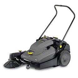 "Karcher® KM 70/30C Battery-Powered Vacuum Sweeper - 28"""