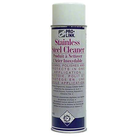 PRO-LINK® Stainless Steel Cleaner Aerosol - 425 g