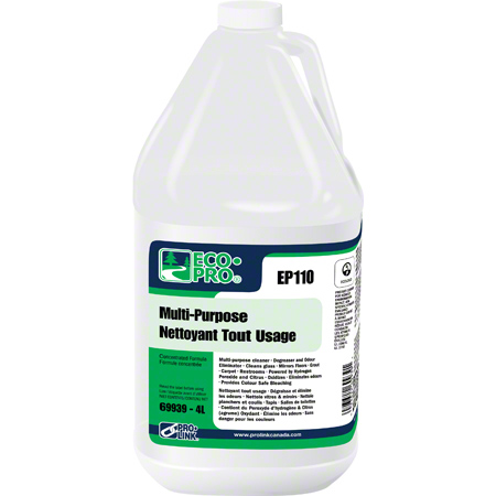 PRO-LINK® EcoPro® EP110 Multi-Purpose Cleaner - 4 L