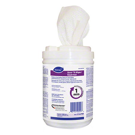 Diversey Oxivir® Tb Disinfectant Cleaner - 160 ct.