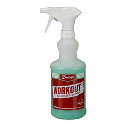 Buckeye® Grip & Go!® Bottle & Trigger Sprayer - Workout