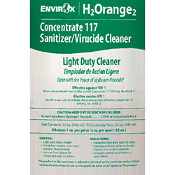 EnvirOx® Label for Concentrate 117 Light Duty Dilution