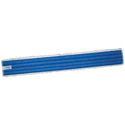 "Filmop Rapido Microfiber Looped Mop Head-42"",White/Blue Back"