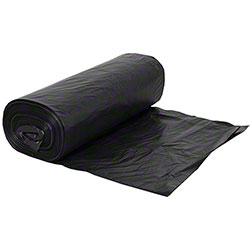 Gateway Liners® R-Spec Low Density - 36.5 x 49, 0.8 mil, Black