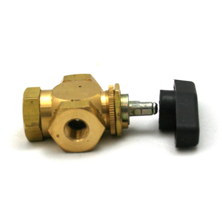 3-Way Chemical Valve