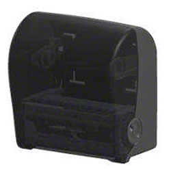 Great Western Compact Autocut Towel Dispenser - Black