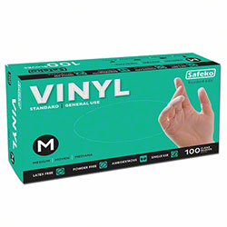 Safeko™ Standard General Use Vinyl Glove - Medium
