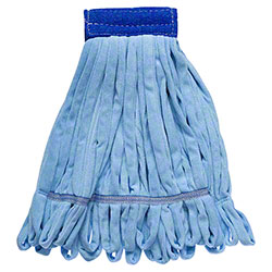 Microfiber & More Microfiber Tube Mop - Large, Blue
