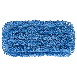 Microfiber & More Loop Blue Microfiber Pad