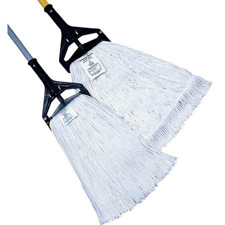 PRO-LINK® Economy Cut End Wet Mop - #24