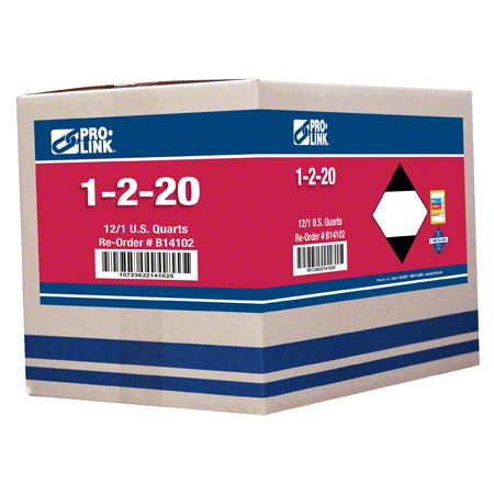 PRO-LINK® 1-2-20 Ultra Concentrated Stripper - Qt.